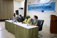 Le projet FORMANUT appui la première Licence en Nutrition et Diététique au Tchad