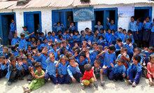 2016 - Les repas scolaires du PAM en 2015