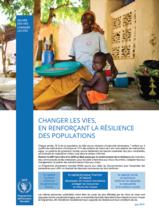 Changer les vies, en renforçant la résilience des populations au Mali
