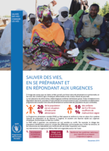 Sauver des vies, en se préparant et en répondant aux urgences au Mali