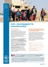 Irak : accompagner la reconstruction