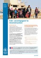 Irak : accompagner la reconstruction