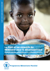 Le PAM et les Objectifs du Millénaire pour le développement