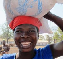 Le Canada et le PAM : Partenaires dans la lutte contre la faim