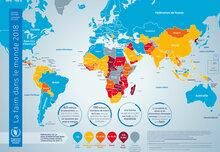 La faim dans le monde 2018