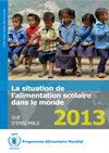 La situation de l'alimentation scolaire dans le monde 2013