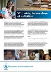 VIH, sida, tuberculose et nutrition