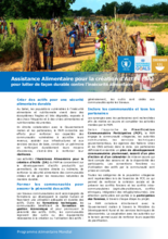 2017 -  Food assistance for Assets (FFA) Activities -  WFP Mali