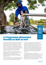 Le Programme alimentaire mondial au Mali en bref