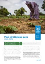 Mali : Plan stratégique pays 2020-2024 (Pillier 2)