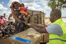 Afrique australe : les agences de l'ONU appellent à soutenir davantage les personnes souffrant de la faim face aux chocs climatiques