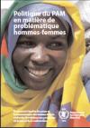 Politique du PAM en matière de problématique hommes-femmes 2009